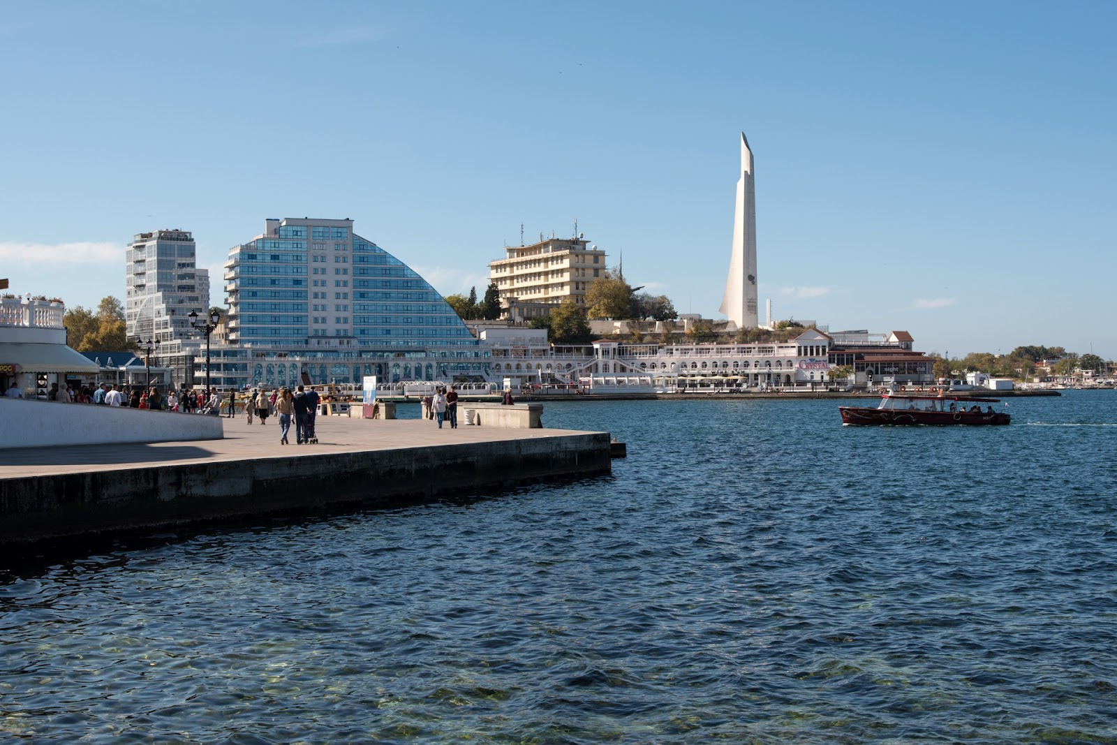 Севастополь. Набережная