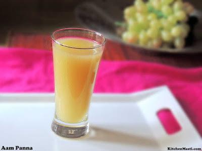 Aam Panna Green Mango Juice