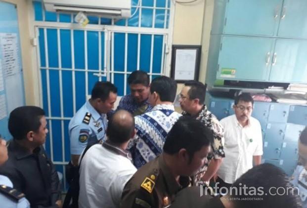 TPDI Beberkan Fakta Ahok Disandera Kesewenang-wenangan Hakim