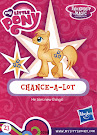 My Little Pony Wave 16B Chance-A-Lot Blind Bag Card