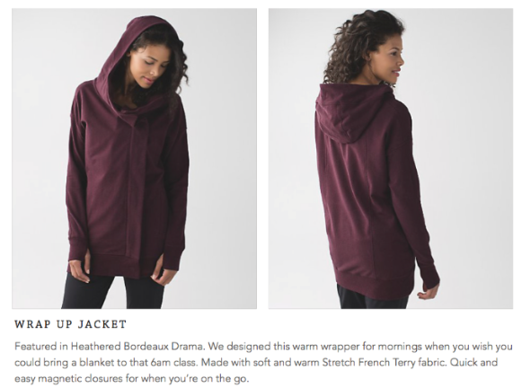 lululemon wrap-up-jacket