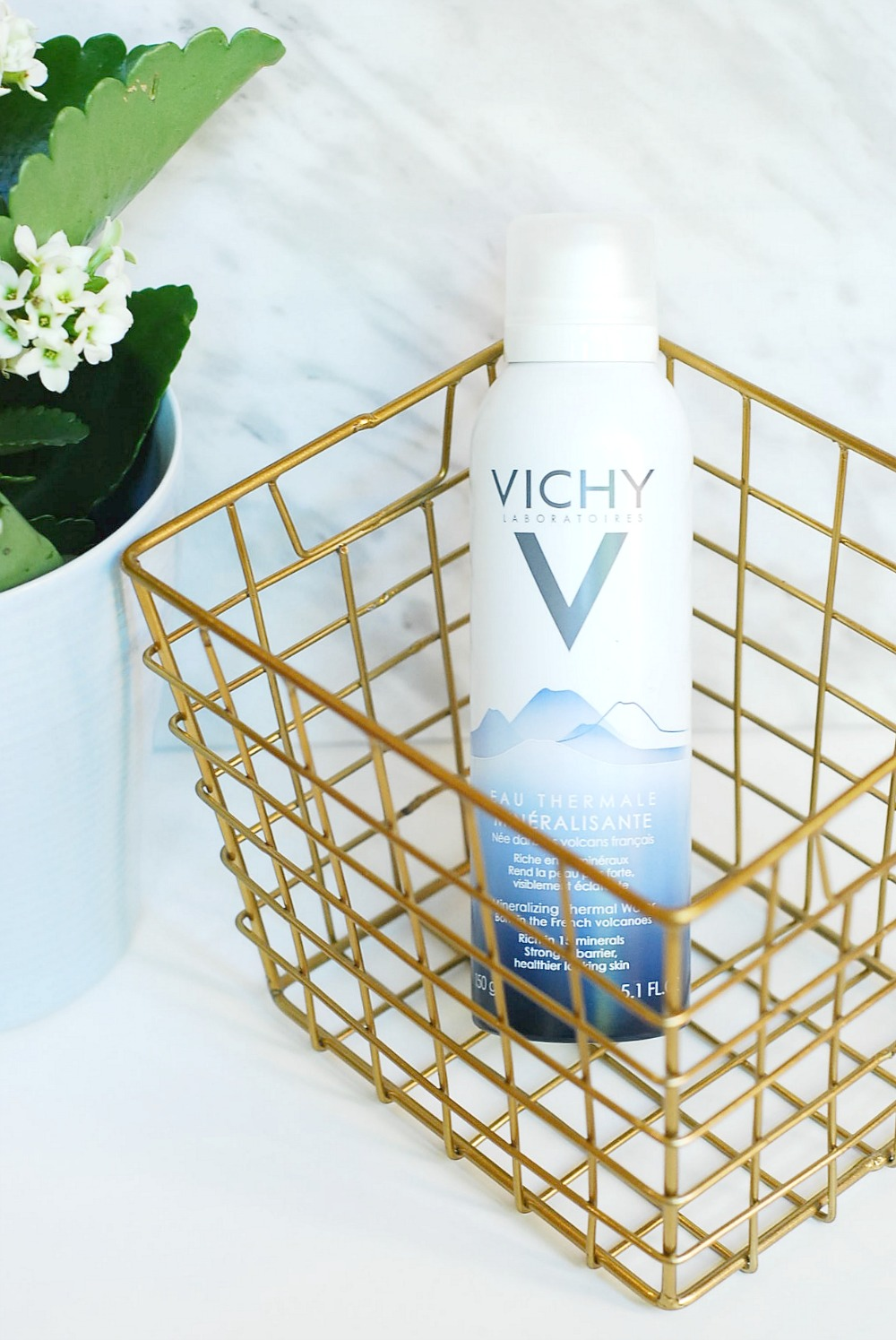 Vichy Mineralizing Thermal Water Review Blog Canada