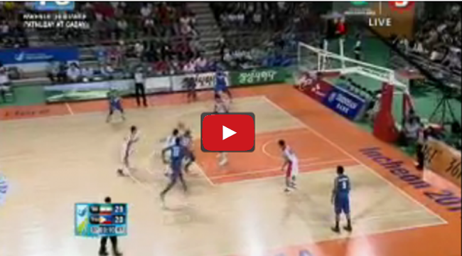 Philippines' Gilas vs Iran Live Feed and Video Streaming and Replay