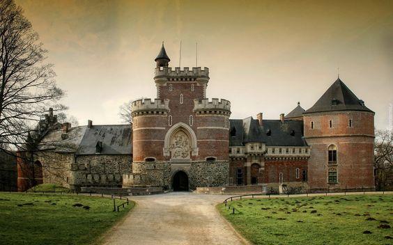 Miranda Castle, Belgium