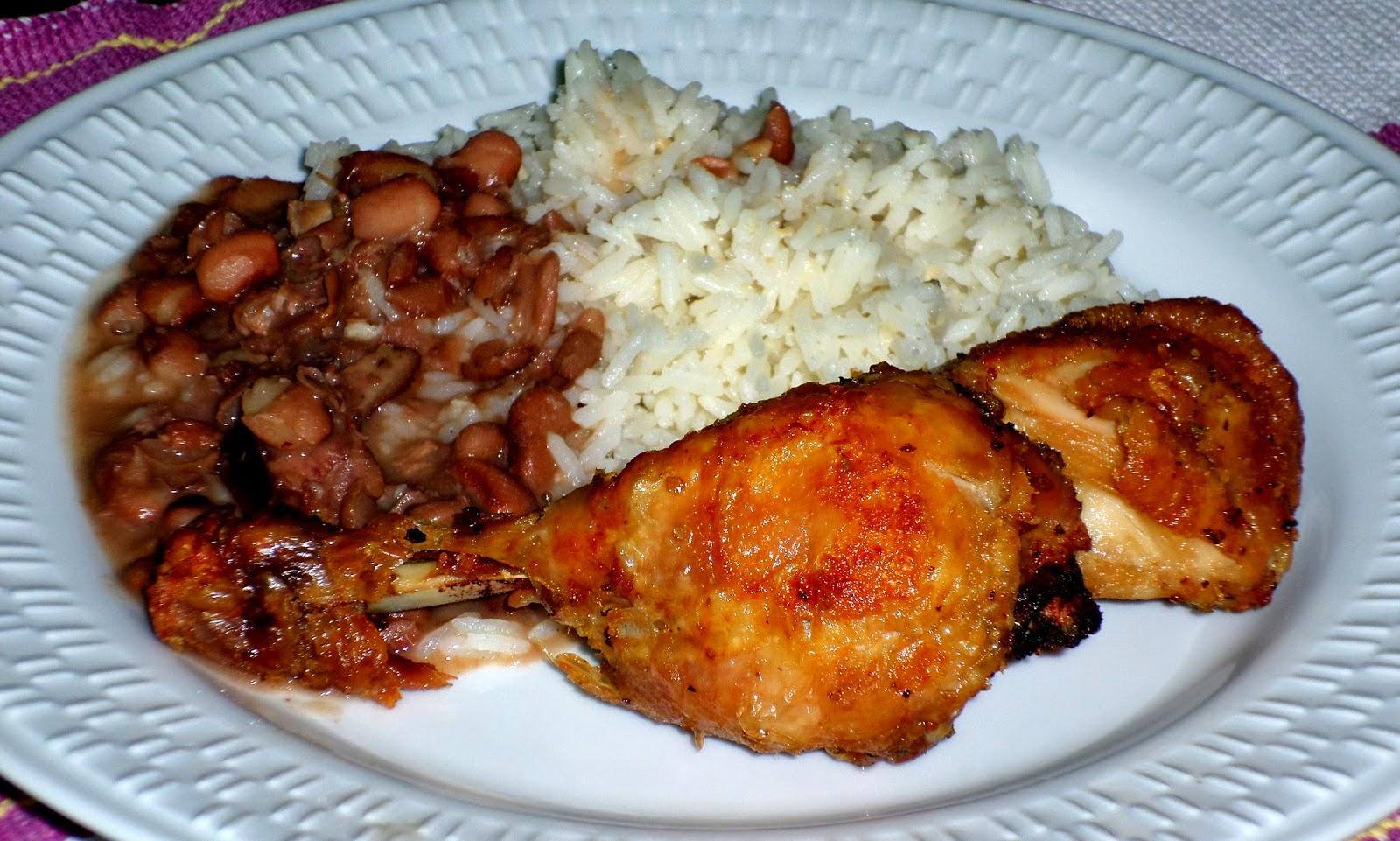 fritar frango panela de pressão