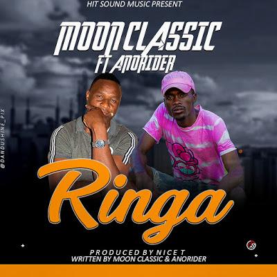 Download Audio   Mon Ft. Anorider - Ringa
