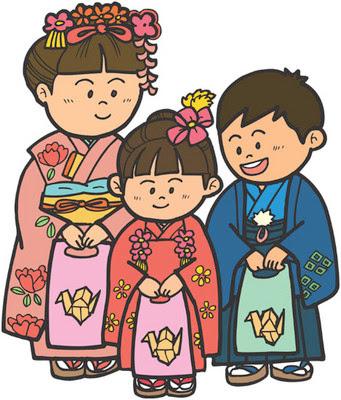 Shichi Go San Festival