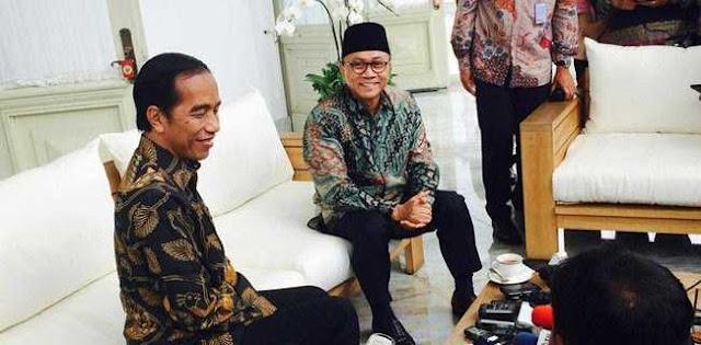 Isi Pertemuan Jokowi-Zulkifli, Bagaimana Setelah 17 April