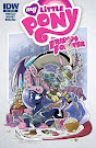 MLP Friends Forever #20 Comic Cover Subscription Variant