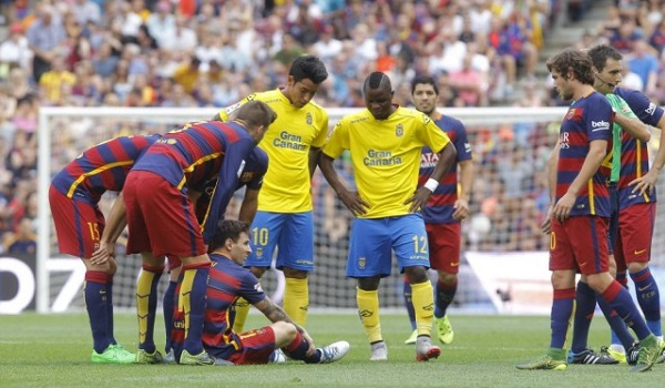 Prediksi Barcelona vs Las Palmas Liga Spanyol