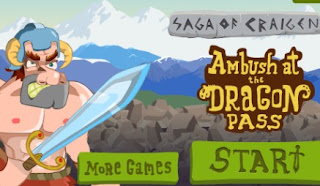 Saga of Kraigen Ambush at the Dragon Pass Action Games