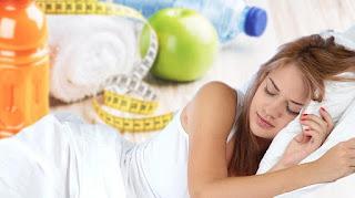 Как худеть во сне