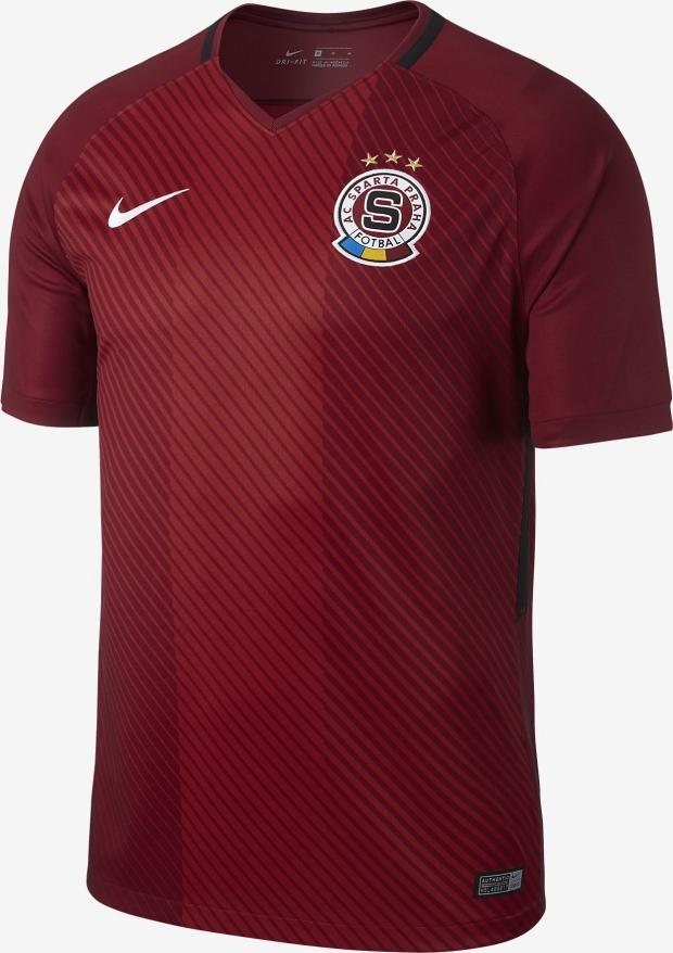 f60e5b7f7995d Nike lança as novas camisas do Sparta Praga - Show de Camisas