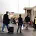 Captan a Vicente Fox violando aduana y protocolos de seguridad en aeropuerto de Guanajuato