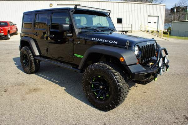 2012 jeep wrangler unlimited rubicon 4x4 cars. Black Bedroom Furniture Sets. Home Design Ideas