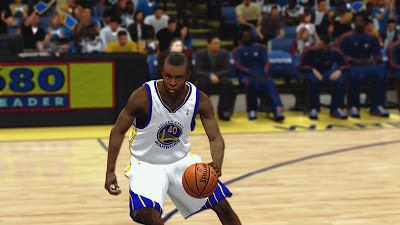 NBA 2K13 Harrison Barnes Warriors Playoffs Update