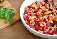 beterraba salada