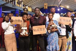 Prophet Jeremiah Omoto Fufeyin surprised prostitutes