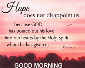 Beautiful Good Morning Wishes Bible Quotes