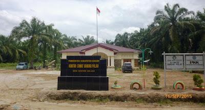 Kantor Camat Bandar Pulau