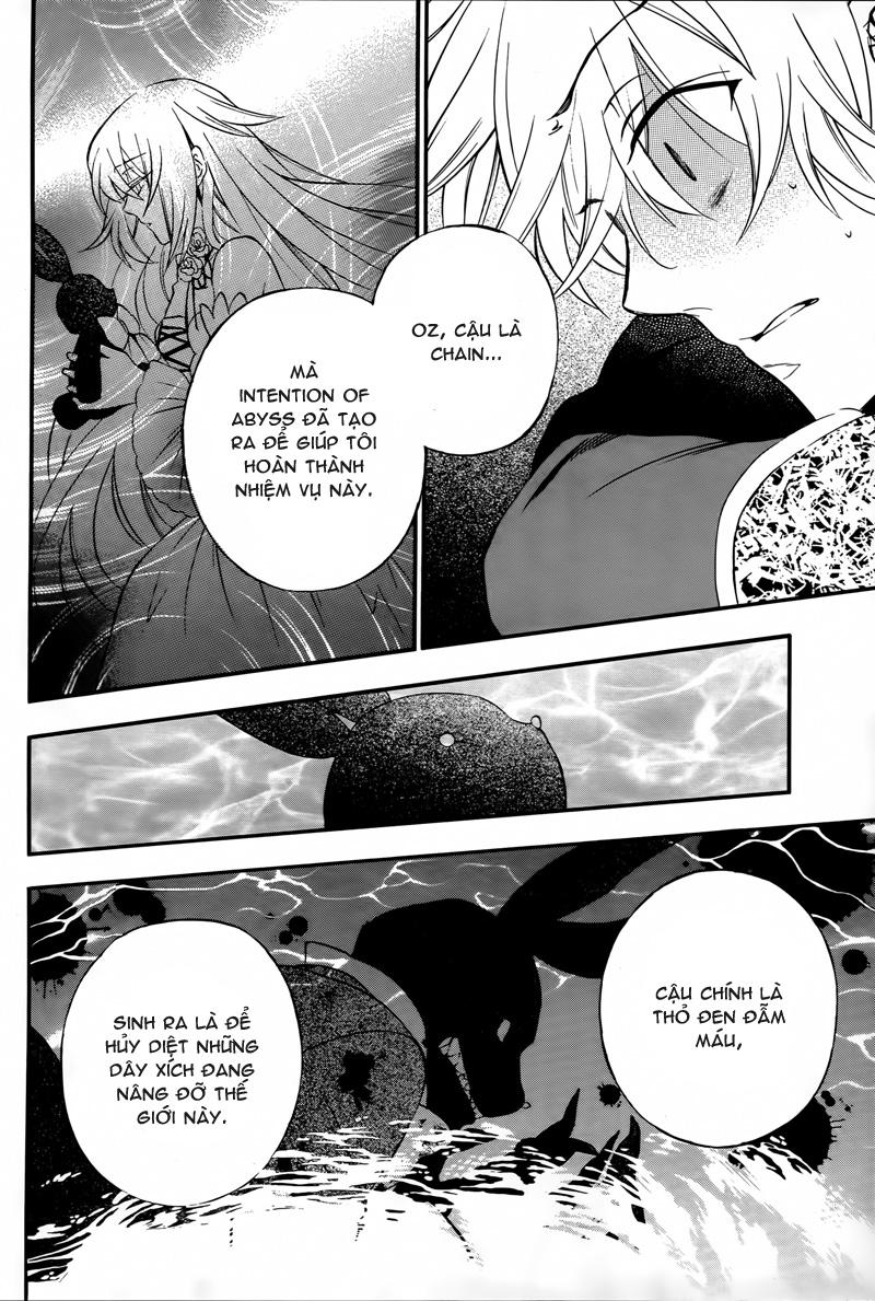 Pandora Hearts chương 072 - retrace: lxxii bloody rabbit (ver. 2) trang 28