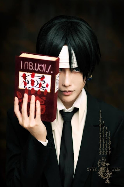 cosplay hunter x hunter kuroro lucifer