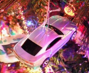 Camaro Ornament