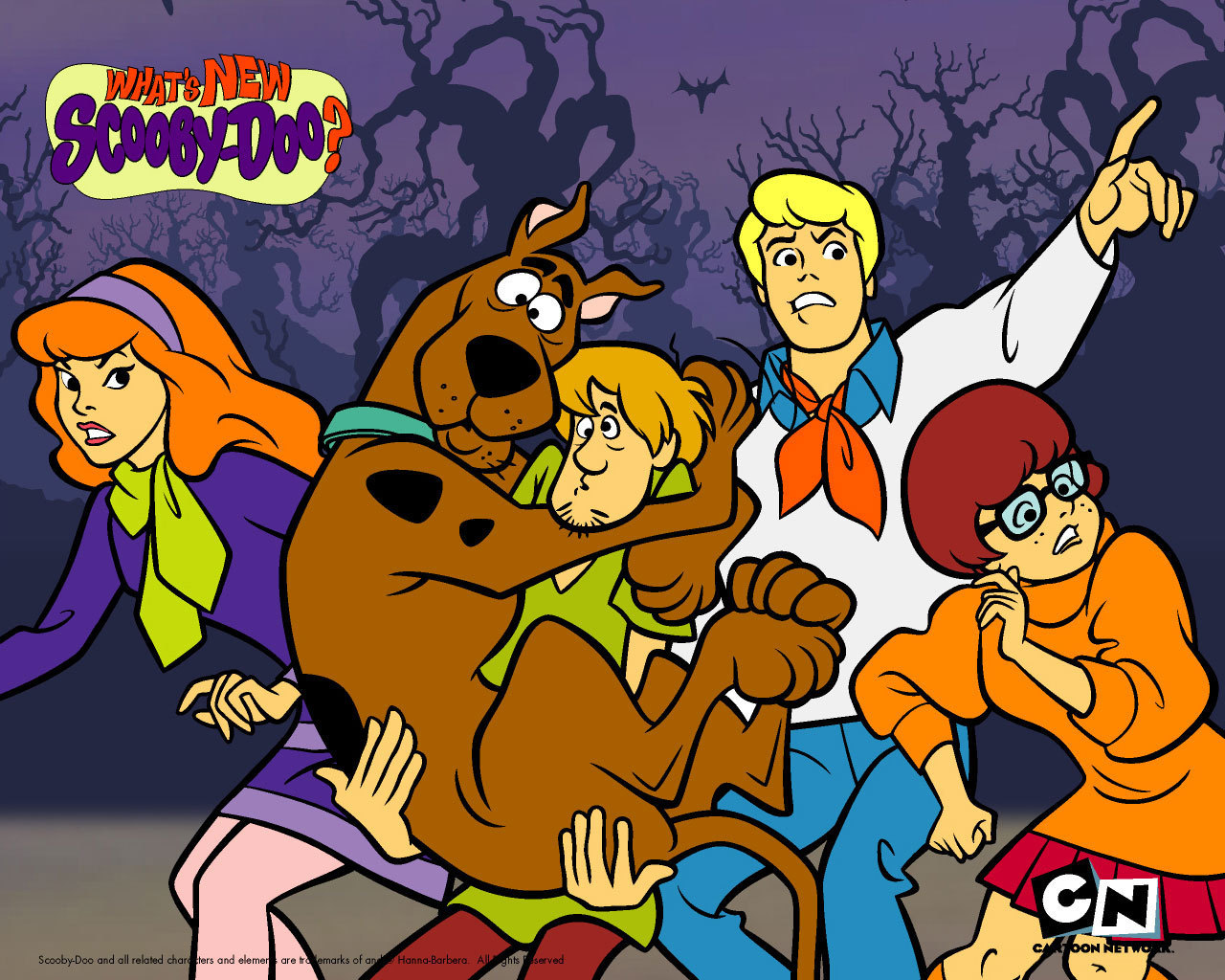 Scooby doo Wallpaper: Scooby doo