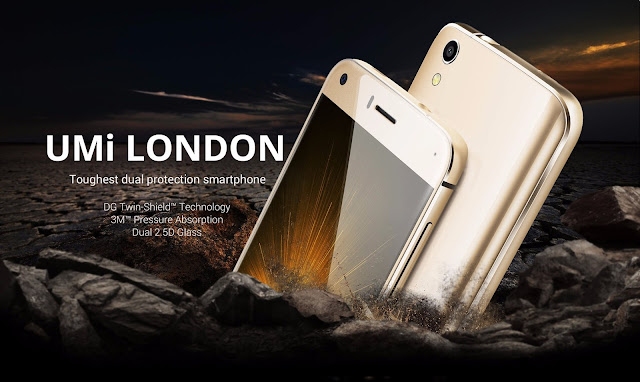 Release Date of UMI London Phone
