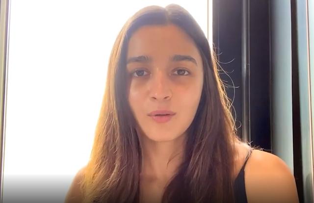 Earth Day के मौके पर बॉलीवुड एक्ट्रेस आलिया भट्ट ने एक भावुक कर देने वाली कविता लिखी, शेयर किया वीडियो