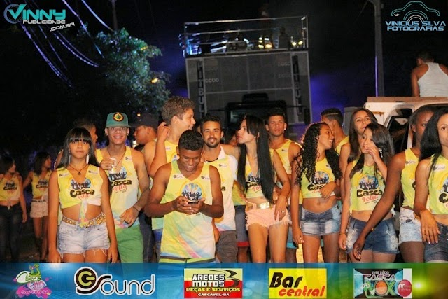 Ibicoara: Confira imagens do 1º CascaFolia, em Cascavel