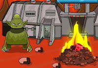 Juegos de Escape -Mission On Mars Alien Rescue