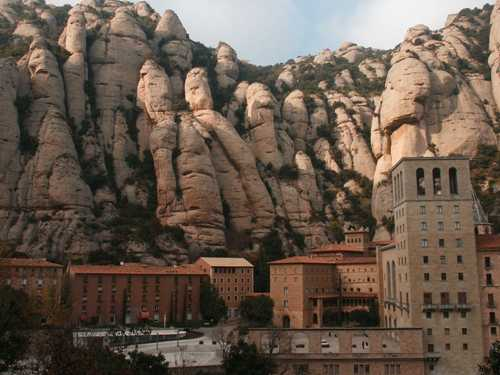 España maldita Montserrat