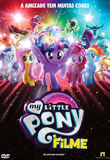 My Little Pony: O Filme - HDRip Dual Áudio