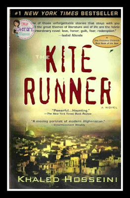 The Kite Runner by Khaled Hosseini is a heartbreaking tale of brothers growing up as friends and torn apart by war. One, privileged and wealthy, escapes to America, while the other, poor and a racial minority, is killed by the Taliban.