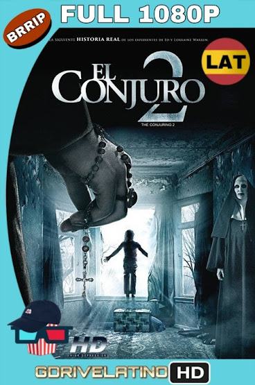 El Conjuro 2 (2016) BRRip 1080p Latino-Ingles MKV