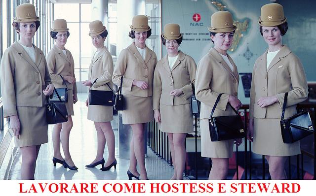 Offerte di lavoro a Milano fiera per Hostess e Steward: Cercasi
