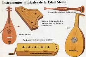 Erdi Aroko instrumentuak