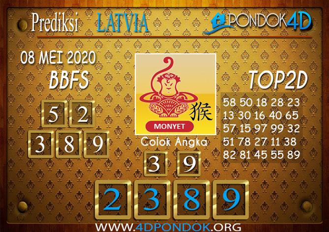 Prediksi Togel LATVIA POOLS PONDOK4D 08 MEI 2020