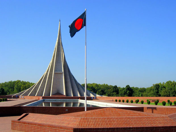 National Memorial at Savar