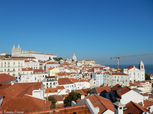 Solo Female Travel My greatest recent adventure - solo in Lisbon - March Travel Linkup