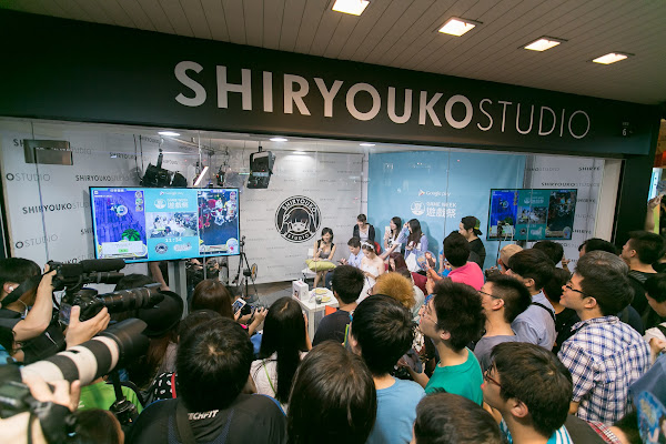 遊戲街頭實況攝影棚SHIRYOUKO STUDIO