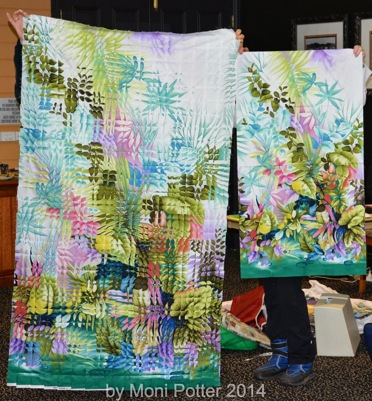 Queanbeyan Quilters Inc Learn How To Make A Fractured Quilt