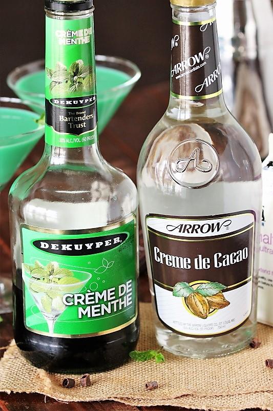 Grasshopper Cocktail   The Kitchen is My Playground - photo#32