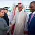 EFIWE NEWS: Pres.  Buhari Arrives Washington DC, To Participate At The 4th Nuclear Security Summit