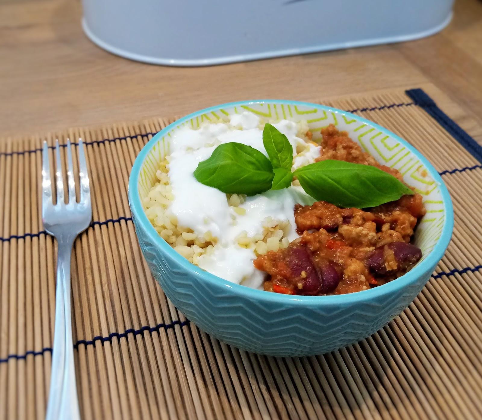 chili con carne jak zrobić