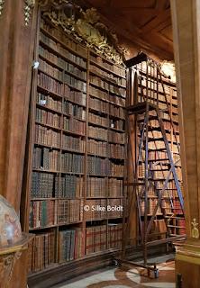 Blog lesen, Bibliothek, traum, bücher