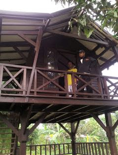 Villa Kampung Kurma Jonggol