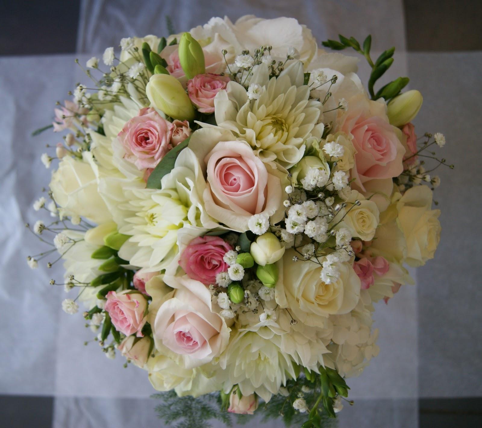 Des Magnolias Sur Ma Voie Lactee Mariage Blanc Rose Clair
