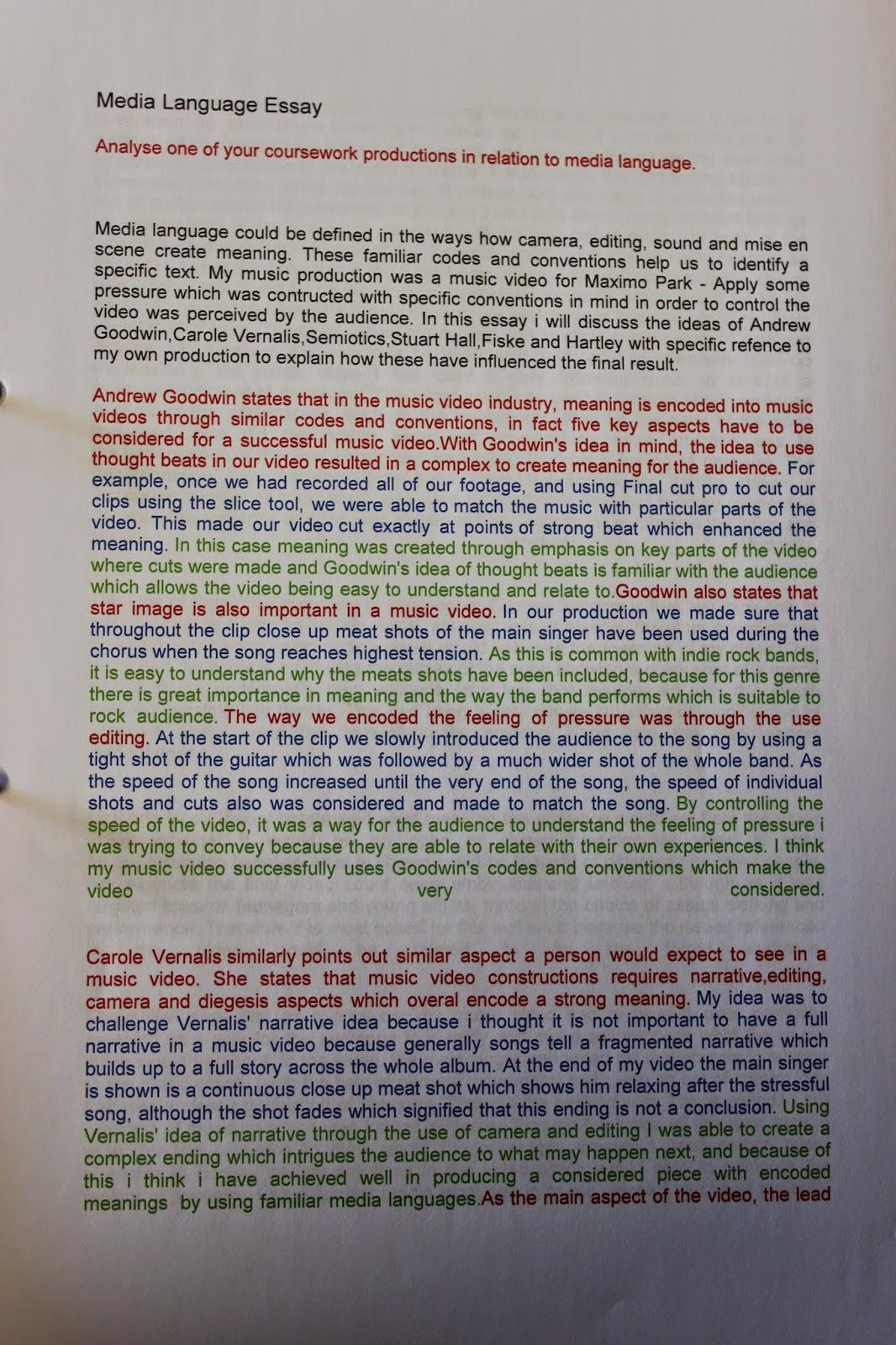 ms kaur media a2 media media language camera shots practice middot example essay 1